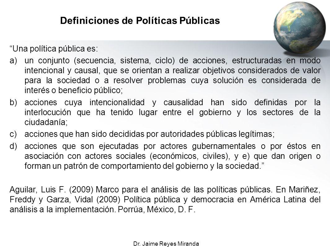 y Evaluación de Políticas Públicas - ppt descargar