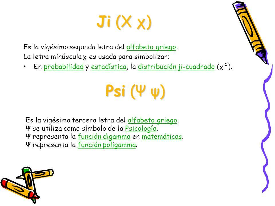 Uso científico del alfabeto griego - ppt descargar