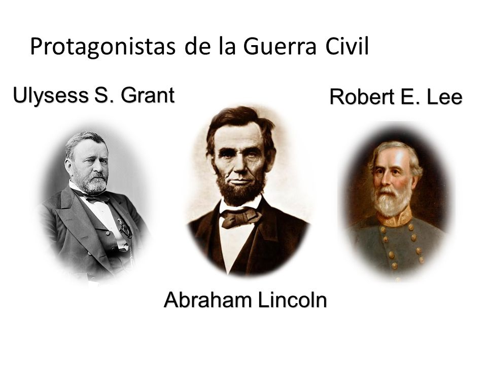 Capítulo 9 Esclavitud, Guerra Civil y Reconstrucción - ppt video ...