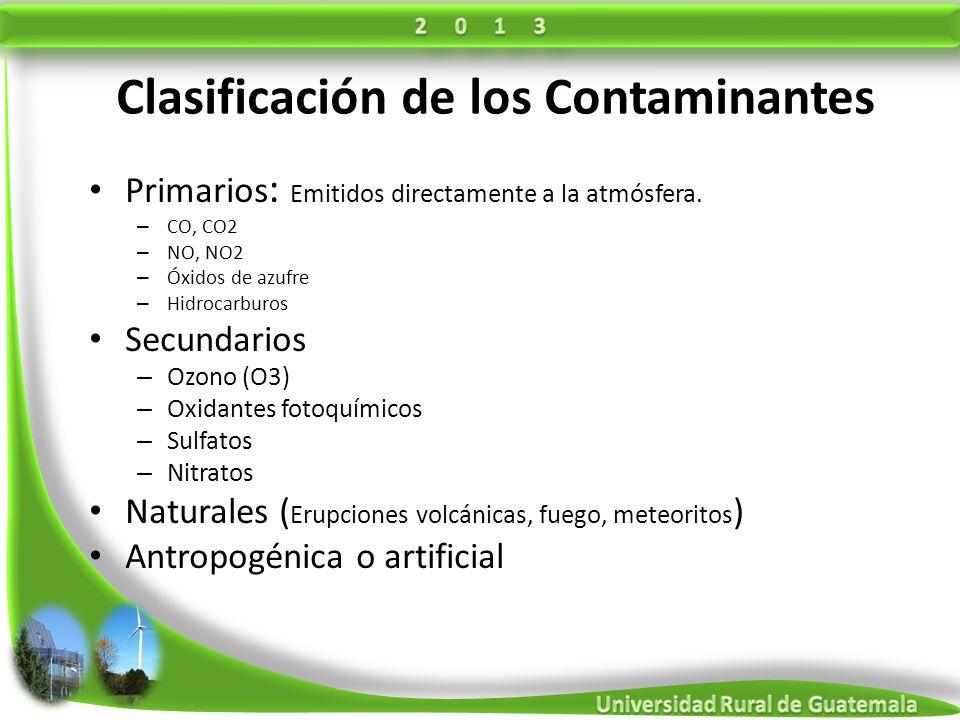 Control de la Contaminación - ppt video online descargar