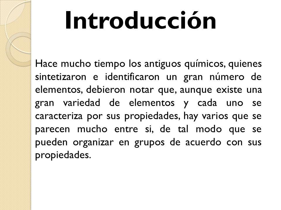 Tabla peridica y enlaces qumicos ing santiago figueroa lorenzo introduccin urtaz Gallery