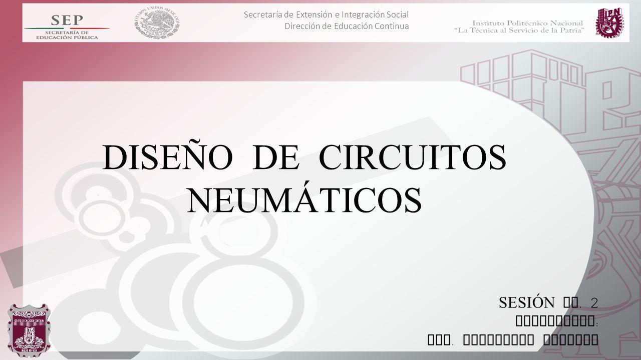 Circuito Neumatico Simple : DiseÑo de circuitos neumÁticos ppt descargar