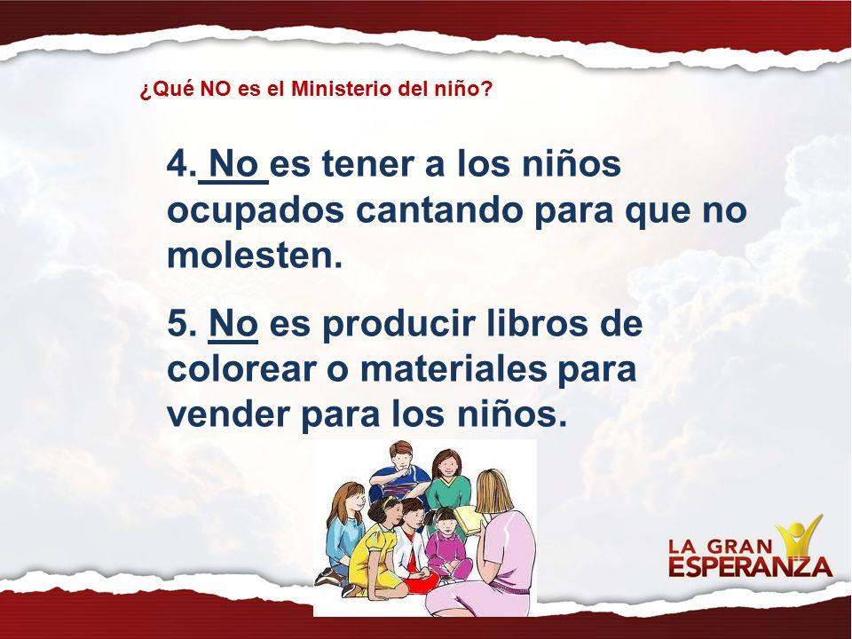 Ministerio del Niño UCH - ppt descargar