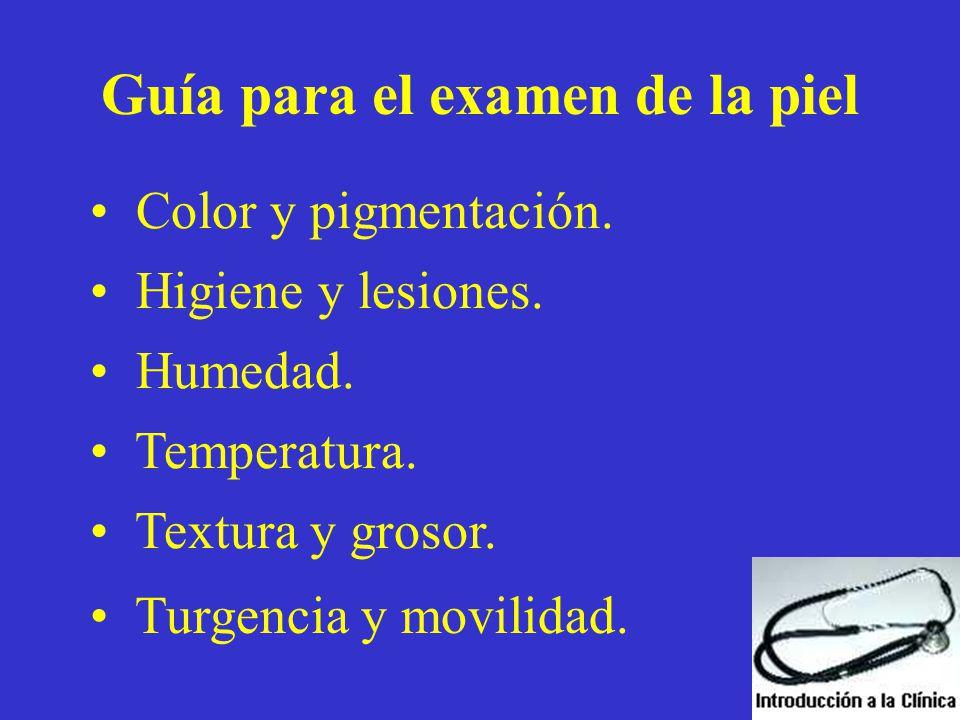 Examen Físico General II - ppt descargar
