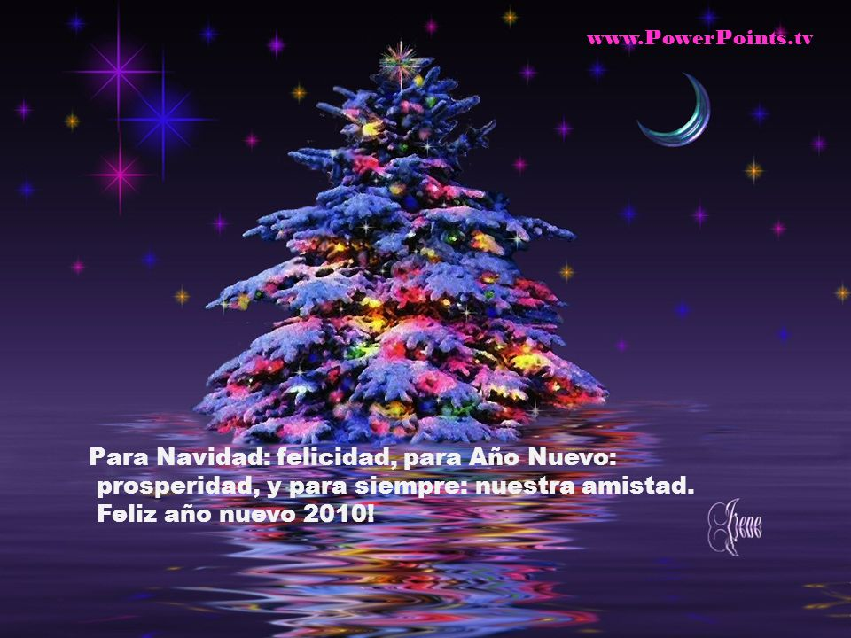 Felicitaciones de navidad power point