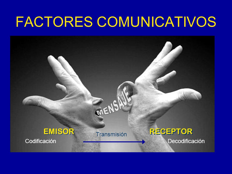 FACTORES COMUNICATIVOS