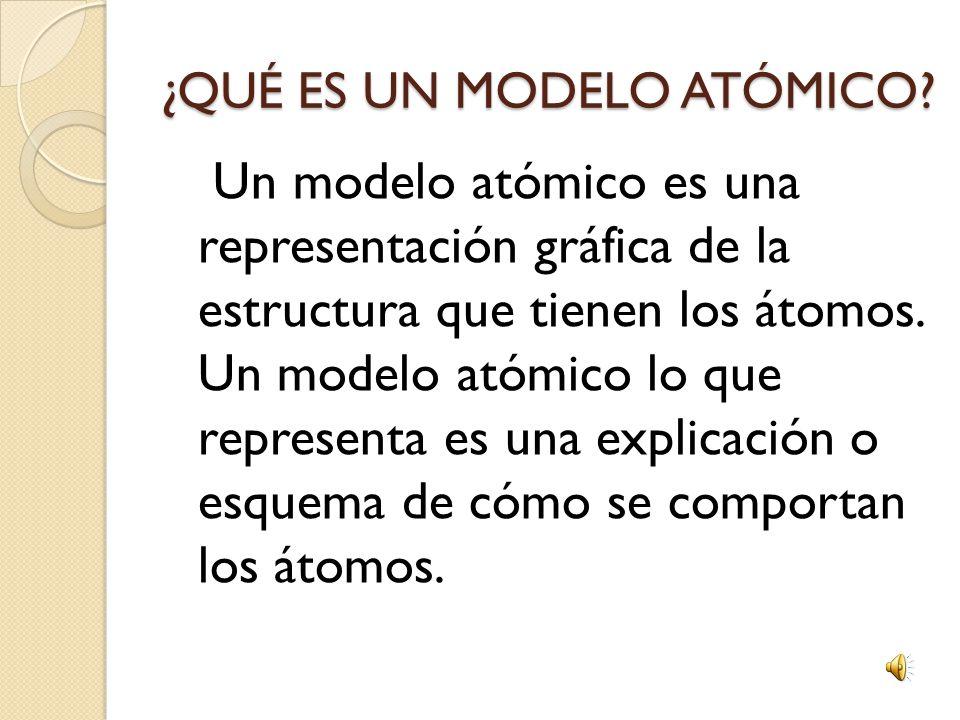 Modelos Atómicos Ppt Video Online Descargar