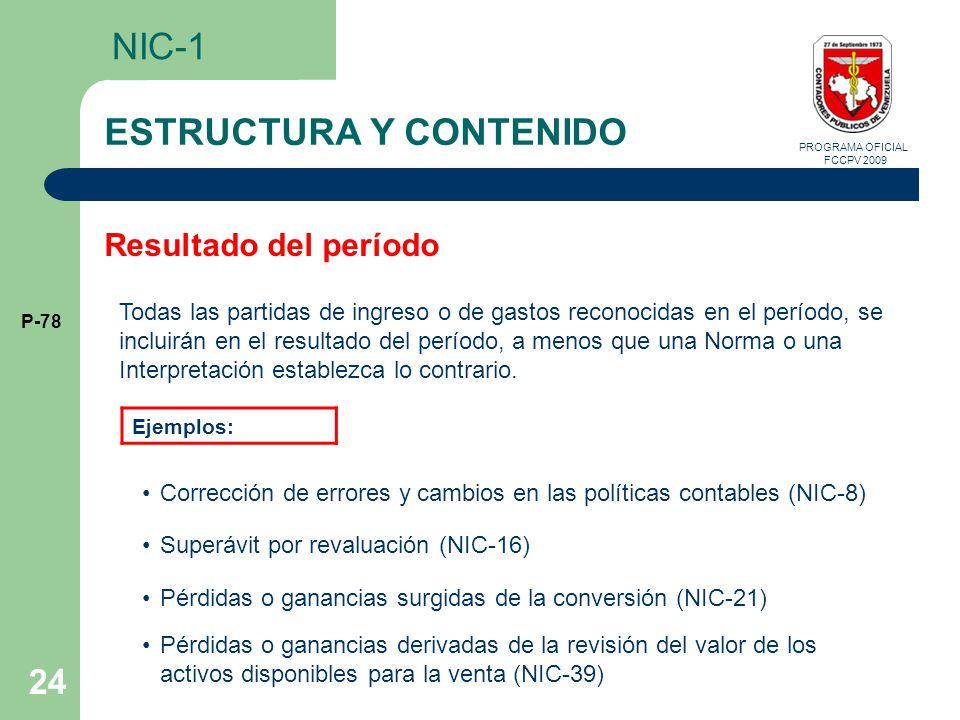 Nic 1 Presentación De Estados Financieros Ppt Descargar