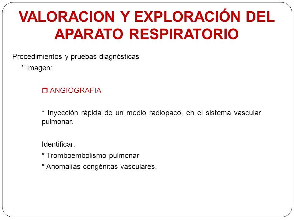 VALORACION RESPIRATORIA - ppt descargar