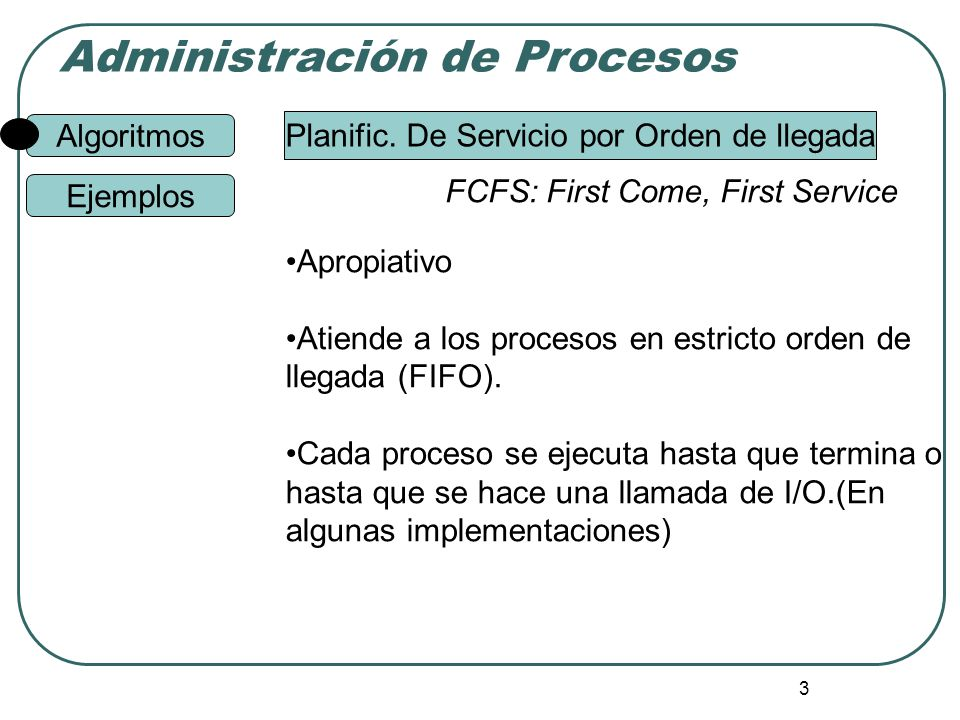 Teoría de Sistemas Operativos Planificación Procesos - ppt