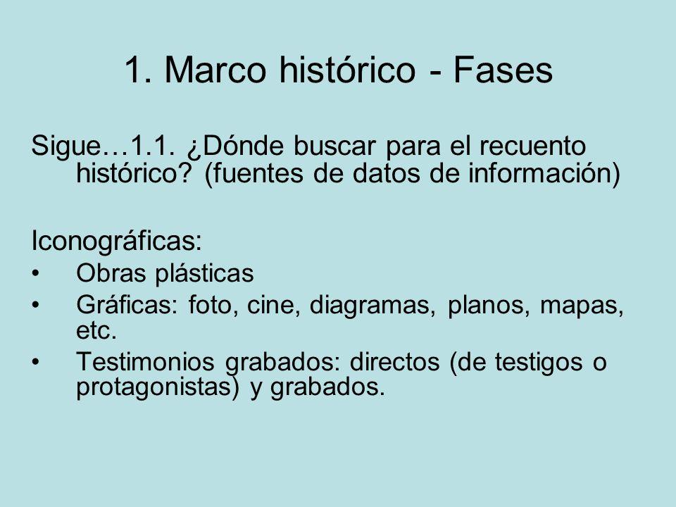 I. Marco teórico Es la etapa en que reunimos información documental ...