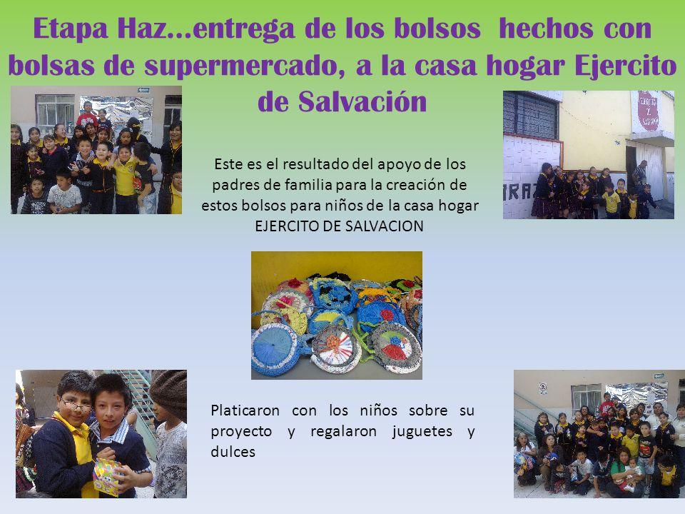 Proyecto rescatando corazones tristes y ayudando a tu planeta colegio carlos monsiv is cct - La casa de los bolsos ...