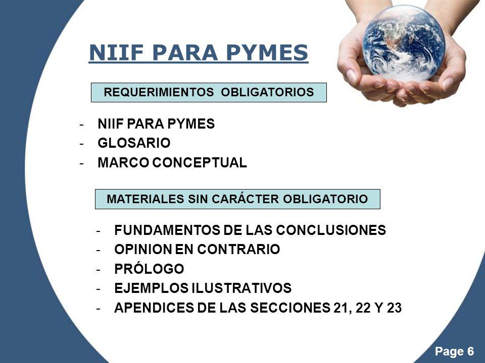 Grupo de Investigación NIIF para Pymes - ppt descargar