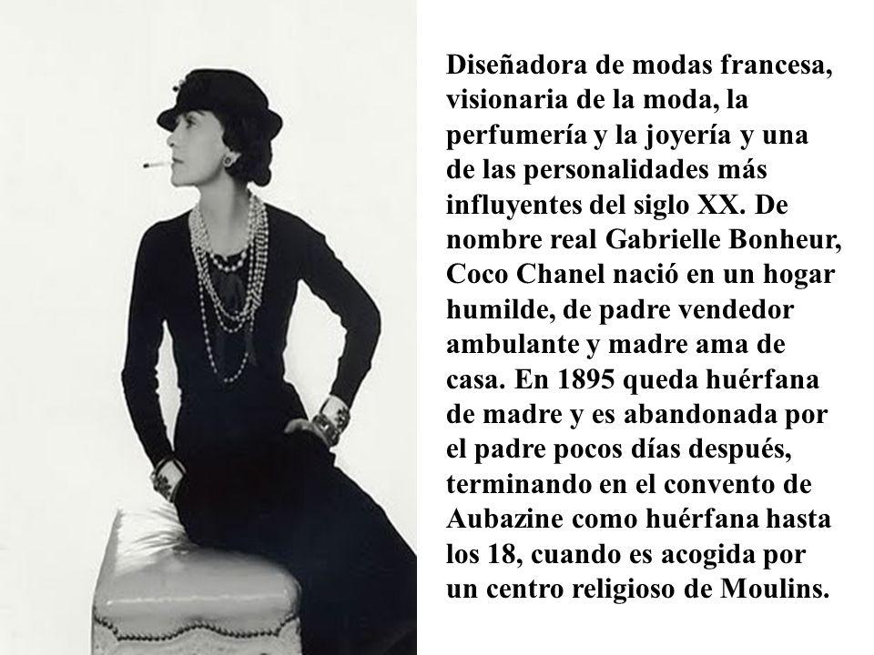 Frases De Coco Chanel Ppt Descargar