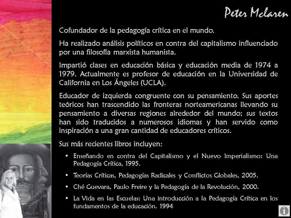Pedagogía Crítica Paulo Freire Stephen Kemmis Henry Giroux