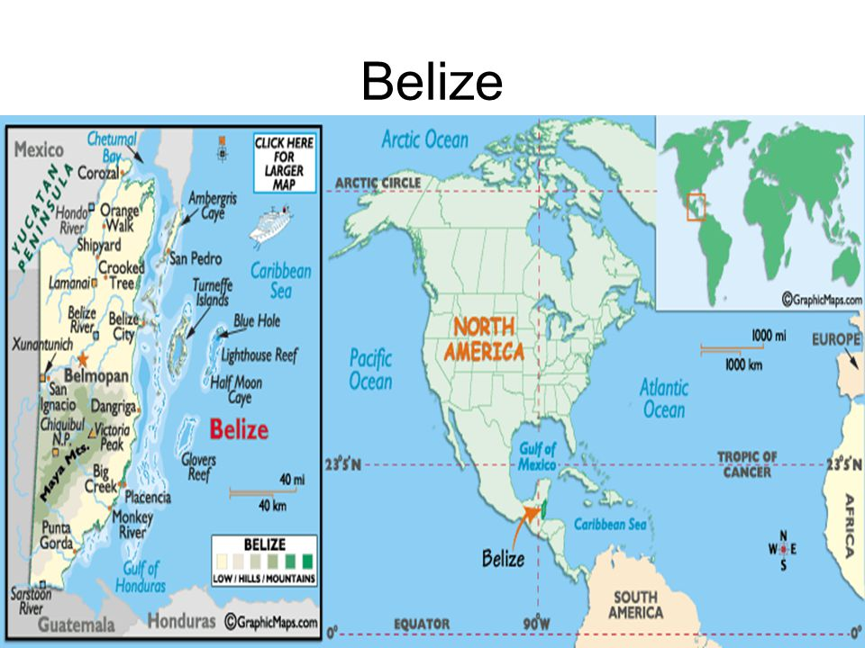 Belize 75 % of the population speak Spanish the other percent speak Creole English and English.