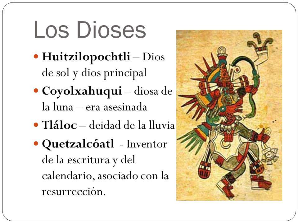 Los Aztecas Ppt Video Online Descargar