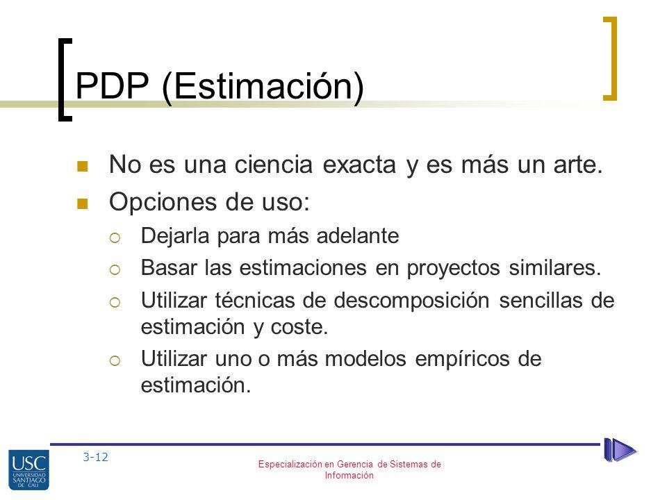Conceptos de Gestión y Planificación de Proyectos Software - ppt ...