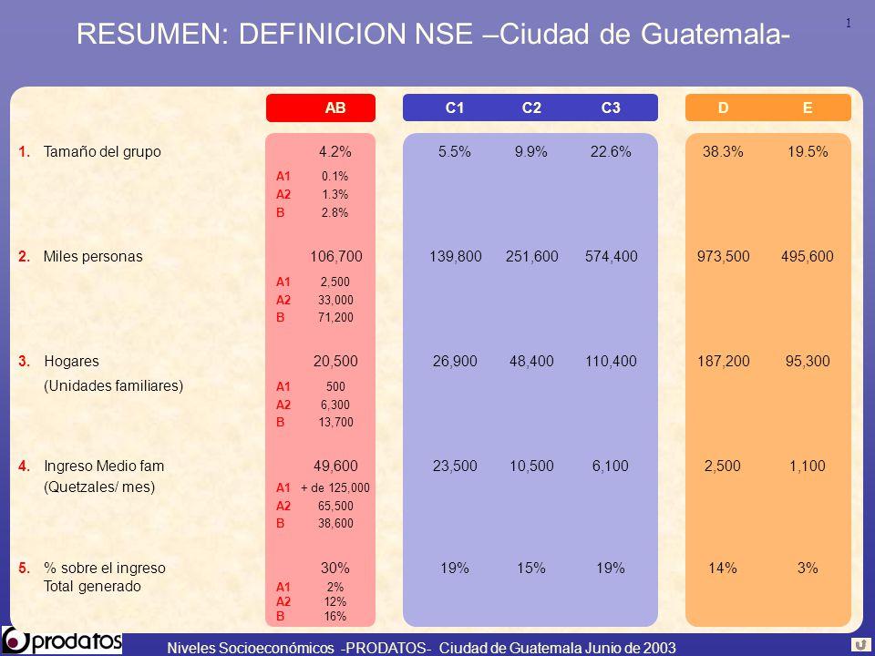 RESUMEN  DEFINICION NSE –Ciudad de Guatemala- - ppt descargar 85804abf8b0