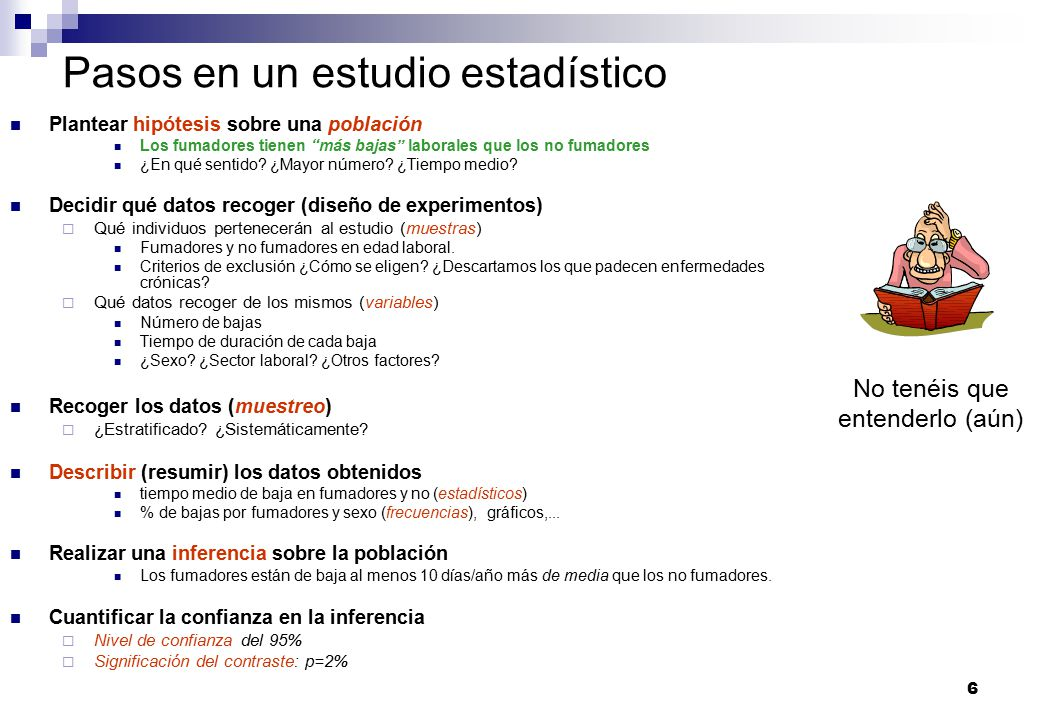 Tema 1 El Método Estadístico Partes De La Estadística Ppt Video Online Descargar
