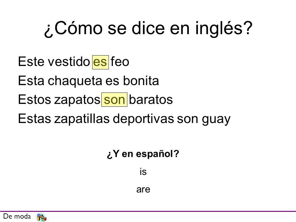 Hoy Vamos A Aprender Cómo Decir Thisthese En Español