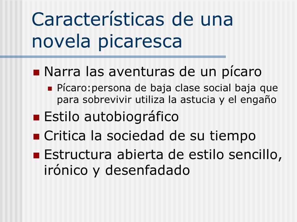 La Vida De Lazarillo De Tormes Y La Novela Picaresca Ppt