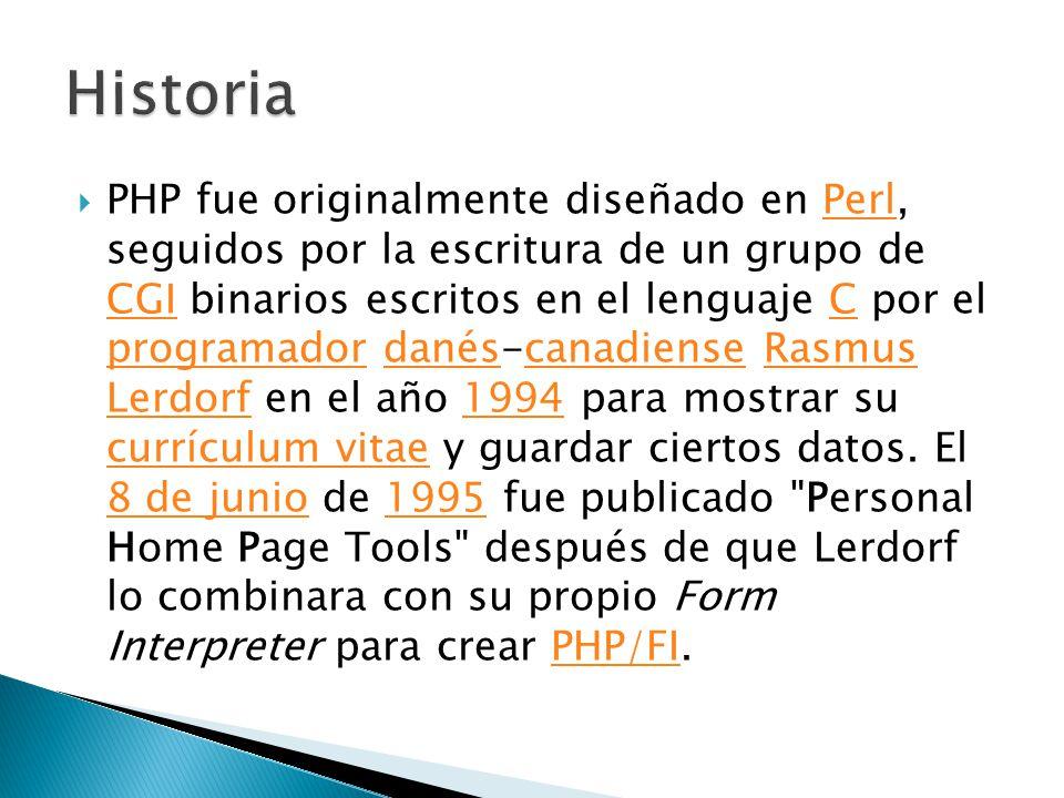 Curso: Desarrollo web con php - ppt descargar