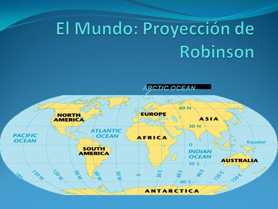 el mundo de geografia