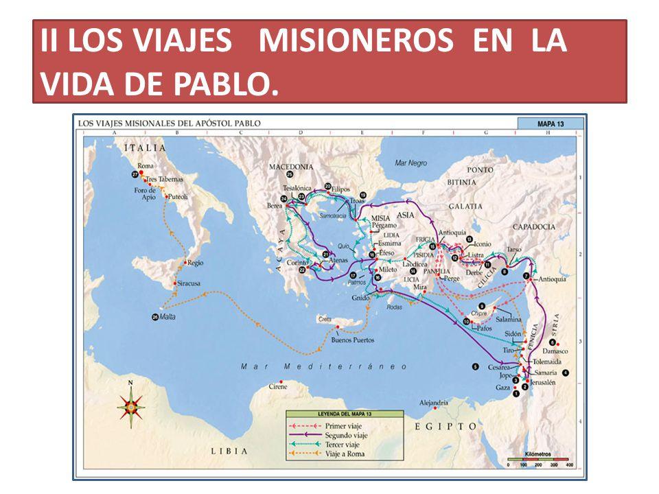TEMA LA VIDA DE PABLO EL APOSTOL - ppt descargar