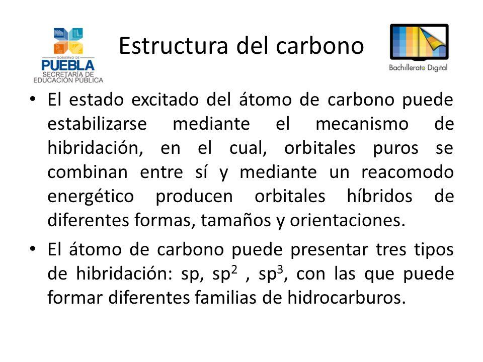 Estructura Del Carbono Ppt Descargar