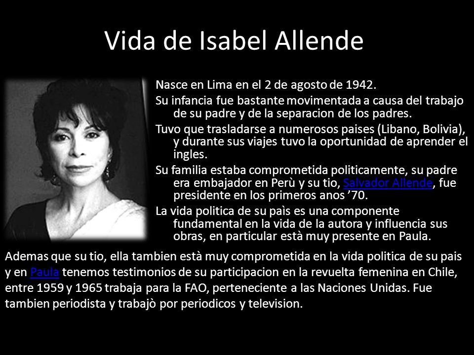 Isabel Allende. - ppt descargar