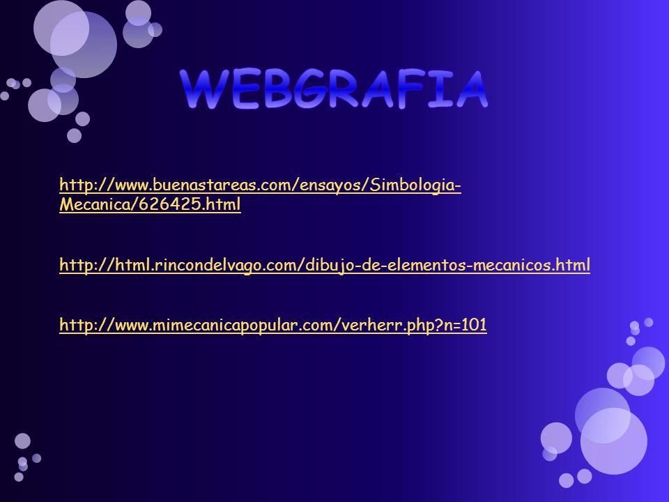Simbologia mecanica ppt video online descargar webgrafia ccuart Image collections