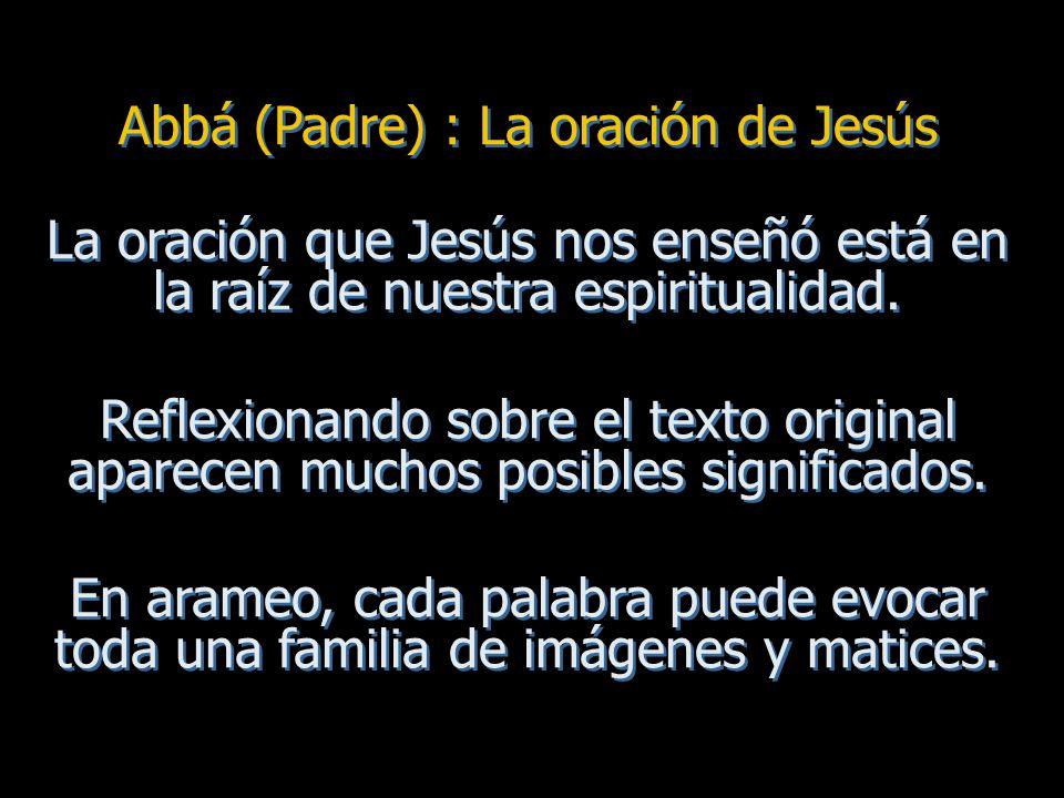 Clic Para Pasar El Padre Nuestro En Arameo Ppt Descargar