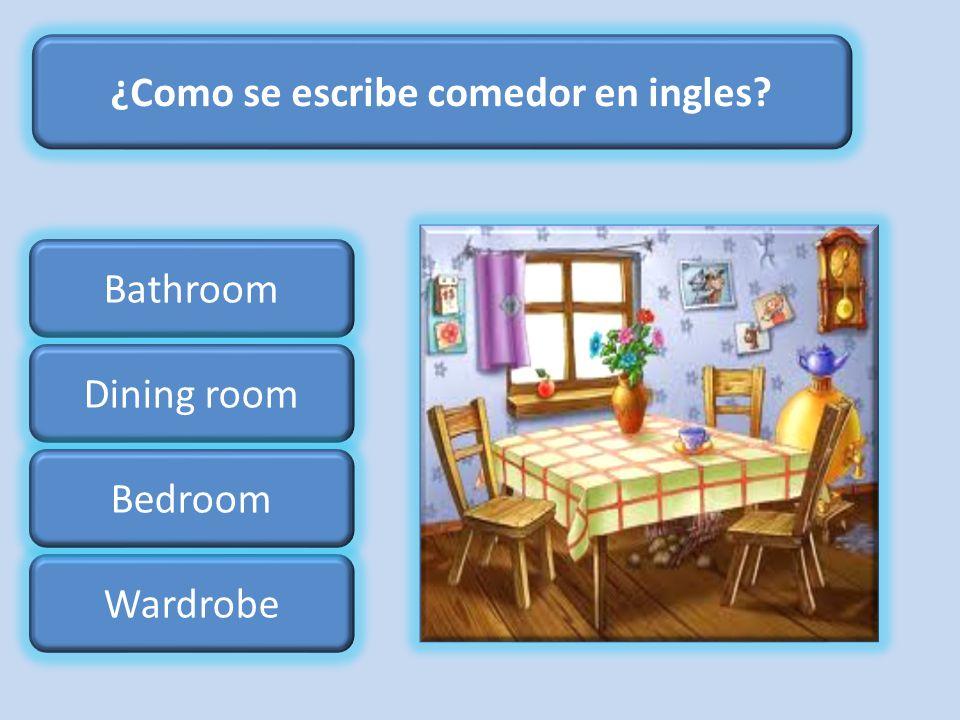 best Habitacion En Ingles Como Se Escribe image collection