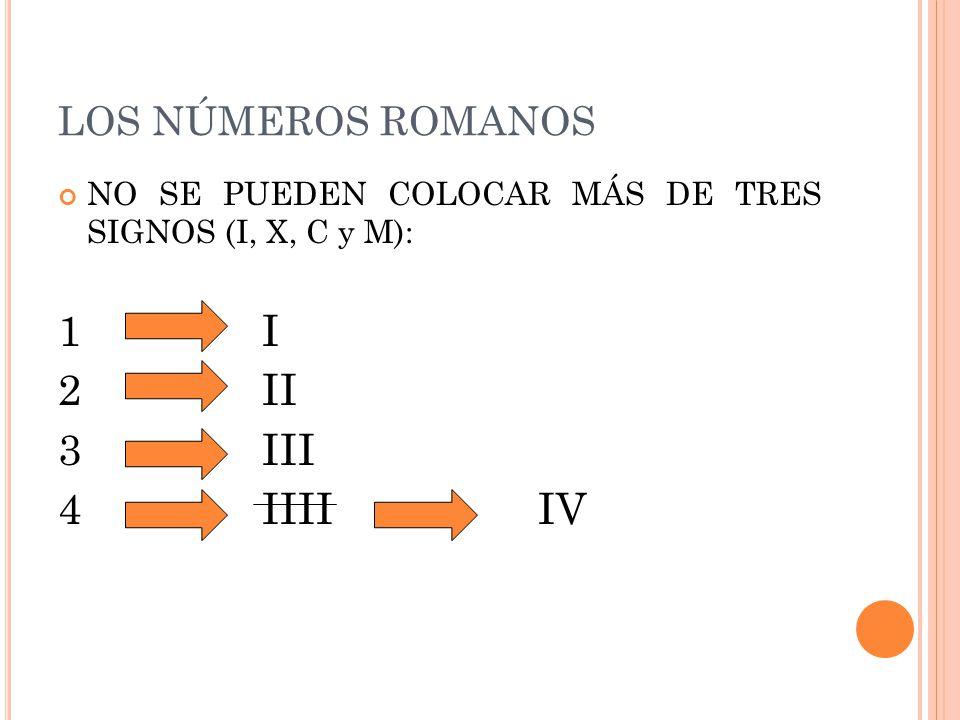 Los Números Romanos Ppt Video Online Descargar