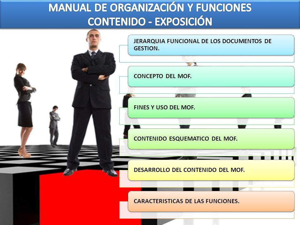 Los manuales de procedimientos como herramientas de control.
