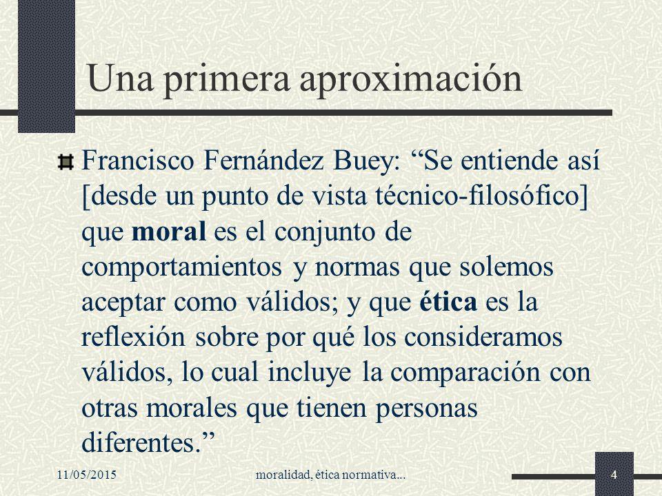 Moralidad Etica Normativa Metaetica Etica Aplicada Ecoetica
