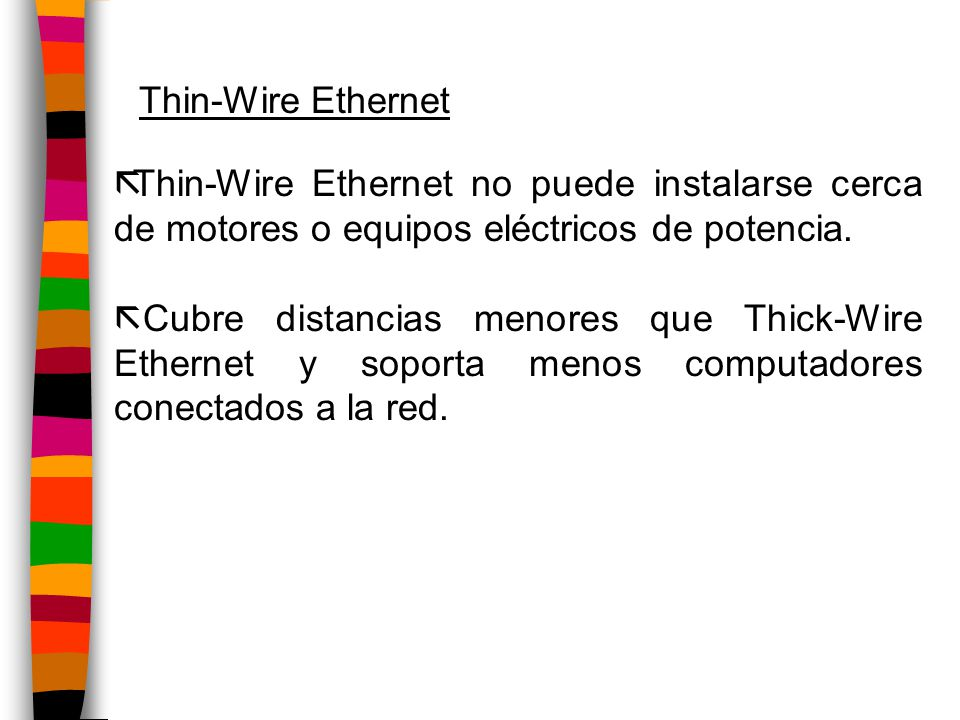 Que es Ethernet?. - ppt descargar