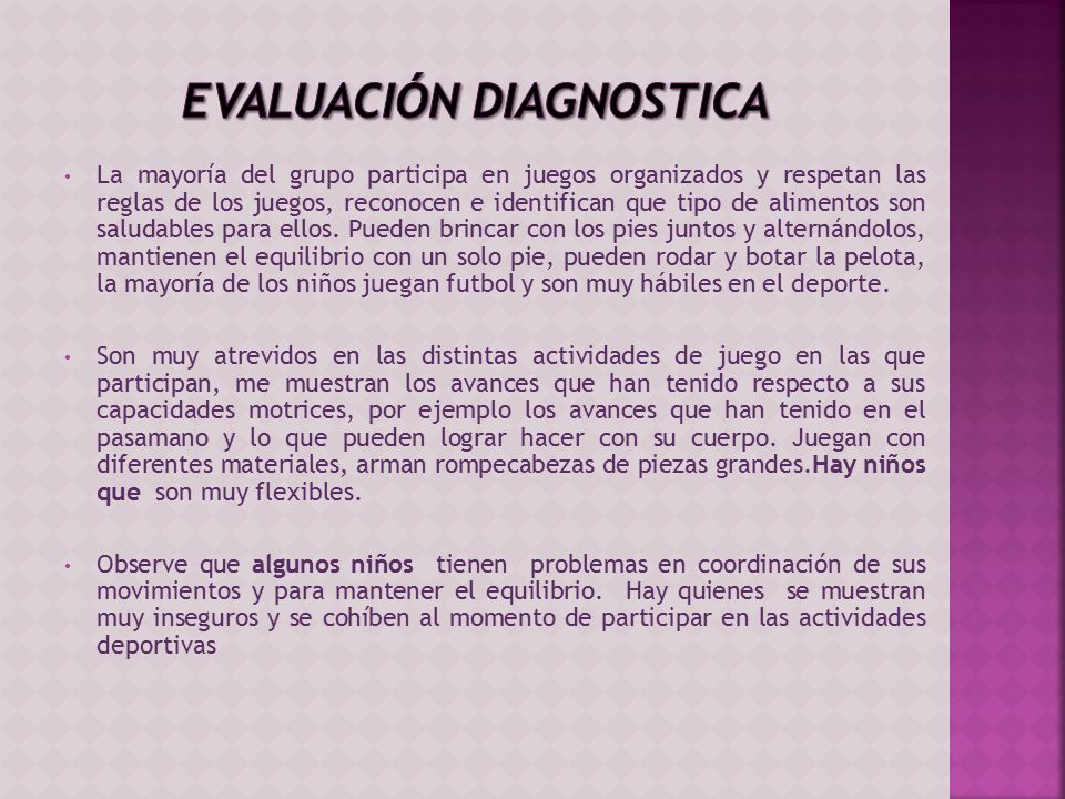 Diagnostico Inicial Grupo 3a T V Ppt Video Online Descargar