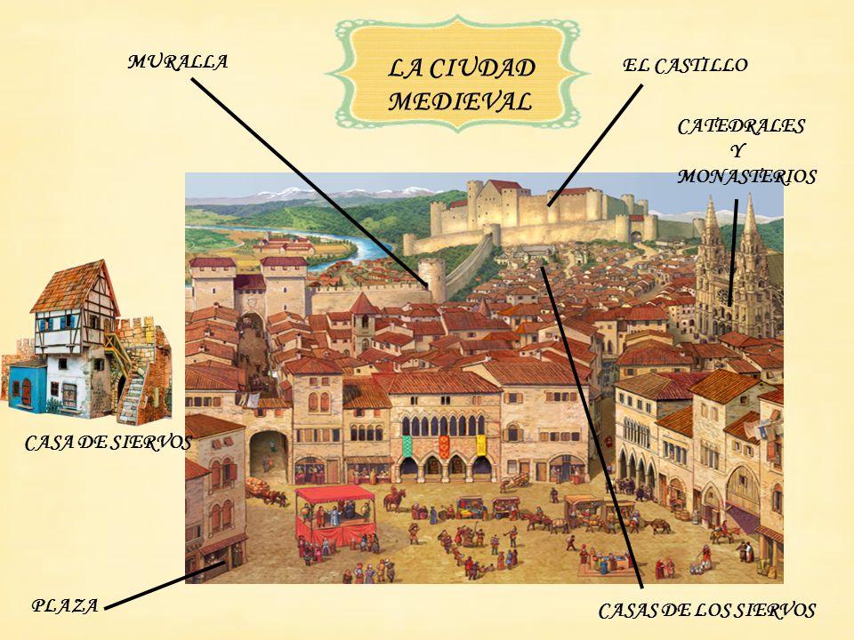 Las Ciudades En La Edad Media Ppt Descargar