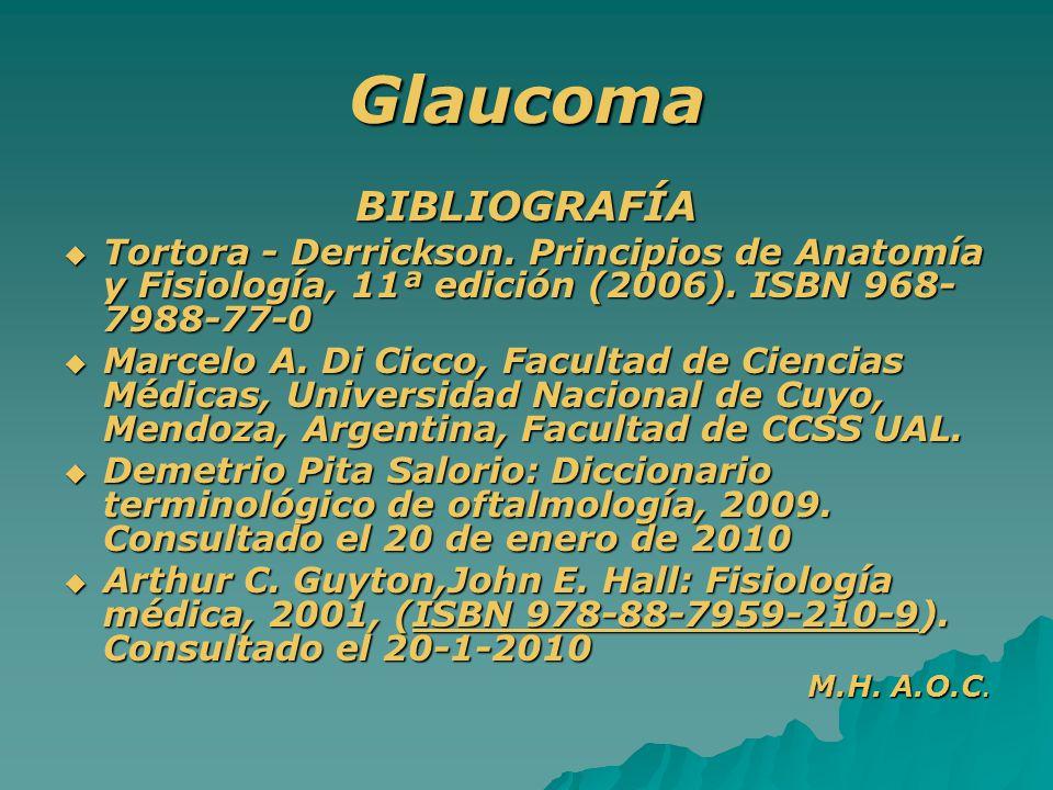 GLAUCOMA Y TRATAMIENTO MÉDICO HOMEOPÁTICO M.H. ALEJANDRO ORTIZ ...