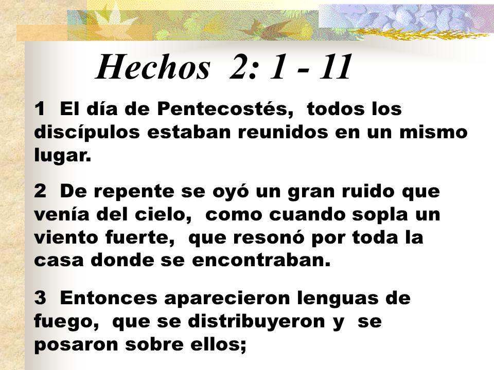 Resultado de imagen para HECHOS 2 BIBLIA PENTECOSTES