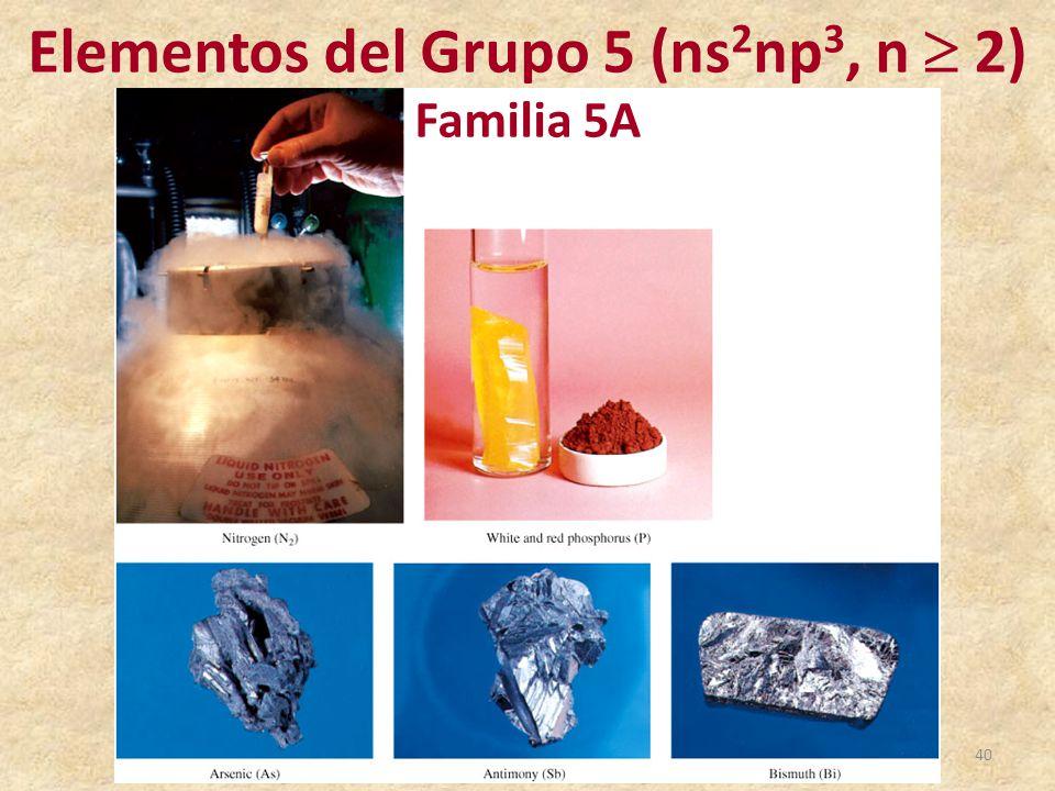 Tabla peridica de los elementos qumicos ppt video online descargar elementos del grupo 5 ns2np3 n 2 urtaz Gallery