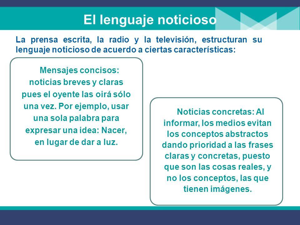 Características Y Estructura De La Noticia Ppt Video