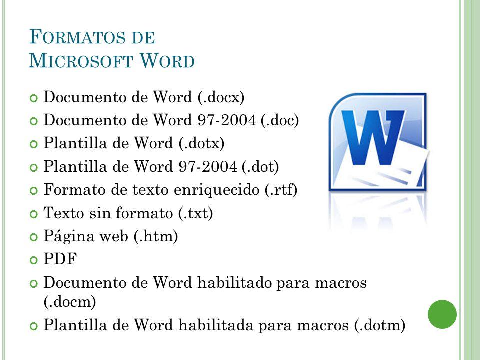 Microsoft Word Procesadores de textos - ppt descargar