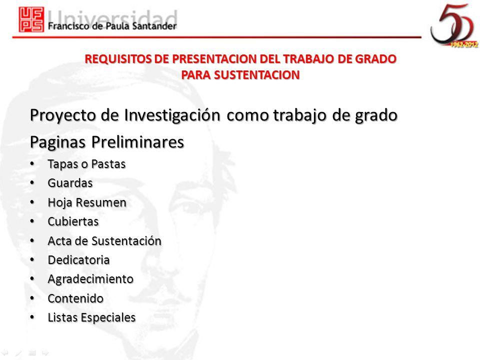 foto de GUIA PARA LA ELABORACION DEL PROYECTO DE INVESTIGACION - ppt descargar