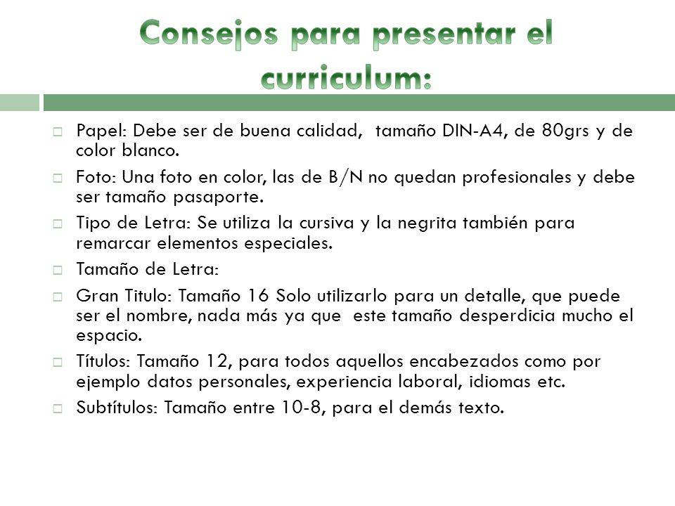 Acta de reuniones Curriculum Vitae Informe de labores - ppt descargar