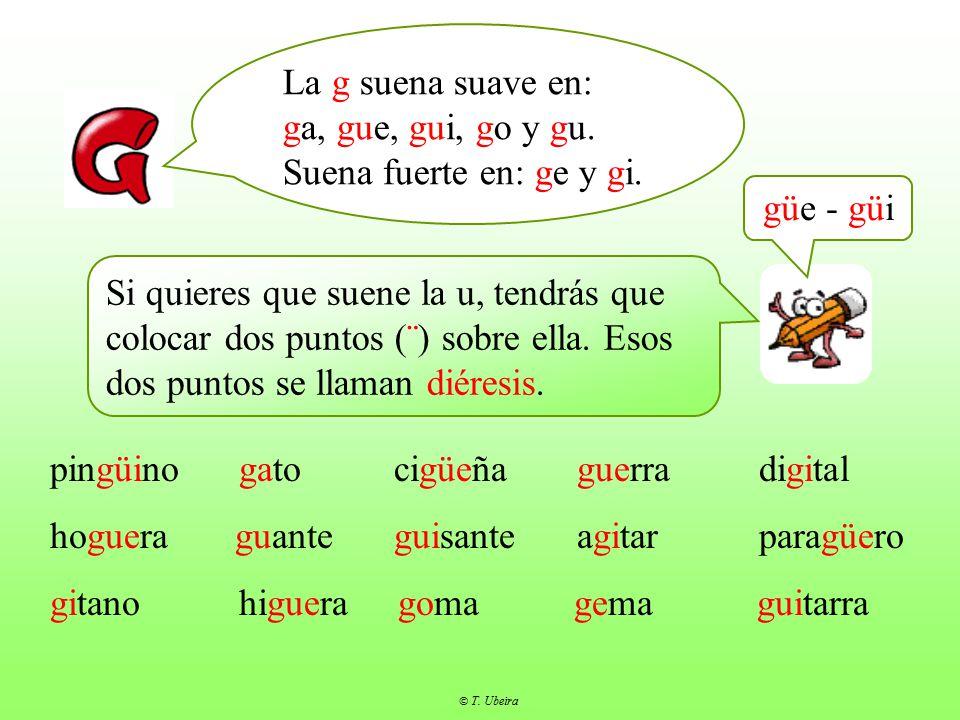 Palabras Con Gue Y Gui Con Dieresis Ejemplos Opciones De Ejemplo