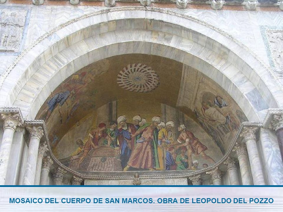 BASILICA DE SAN MARCOS VENECIA ITALIA. - ppt descargar