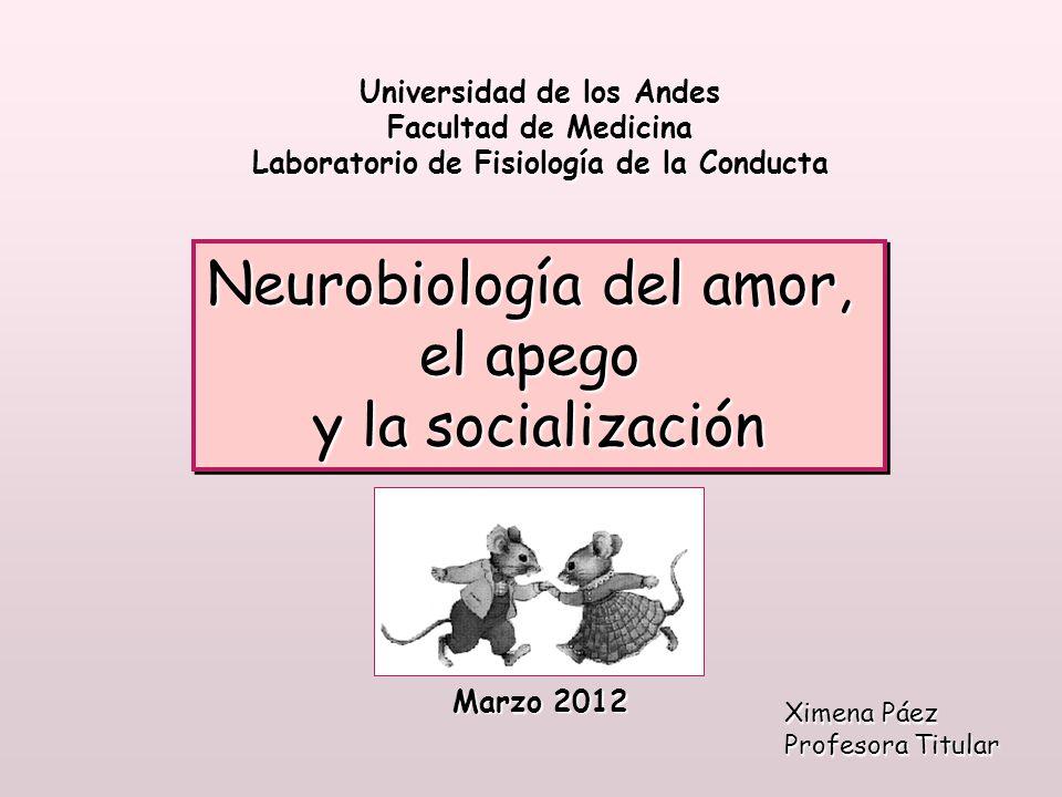 Universidad de los Andes Laboratorio de Fisiología de la Conducta ...